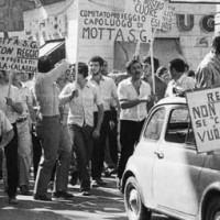 La rivolta di Reggio, 50 anni dopo: l'iniziativa di Filt-Cgil Calabria