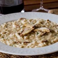 Ecco come preparare il risotto ai funghi porcini: la ricetta