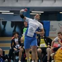 Campionati Italiani Indoor: il pesista reggino Ferrara sul podio