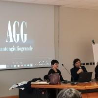 TALKS, lo stilista calabrese Anton Giulio Grande incontra gli studenti di Cantù