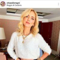 Chiara Ferragni è a Reggio Calabria, ecco perchè