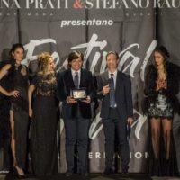 Lo stilista calabrese Anton Giulio Grande premiato al Festival della Moda