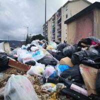 Reggio, emergenza rifiuti. Il Popolo di Archi: