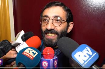 """Reggio Calabria Film Fest, Marcello Fonte a CityNow: """"Pinocchio? Sapete più voi di me. Mamma Peppina la vera star"""""""