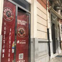 Reggina, lo stato dei lavori dello Store amaranto (VIDEO)