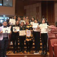 Convitto Campanella, gli studenti premiati dall'AIDO - FOTO