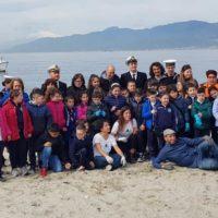 Reggio Calabria, la Guardia Costiera incontra gli studenti per la