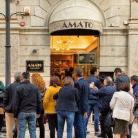 Amato Calzature ospita Fratelli Rossetti: ecco come nascono le scarpe di qualità