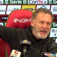 Reggina-Casertana e la partita vista solo da Pochesci:
