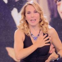 Miss Calabria Sara Fasano ospite di Barbara D'Urso a Canale 5