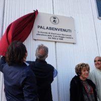 Intitolazione del PalaBenvenuti, Gebbia: