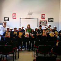 Easybasket in Classe: Vince il progetto dell'Istituto Carducci-Da Feltre