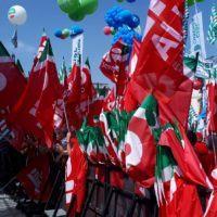 Reggio, l'indignazione dei sindacati: