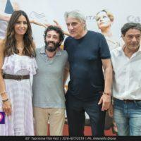 Marcello Fonte con 'Aspromonte' conquista Taormina: