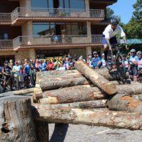 Gambarie Bike Park, Brumotti: