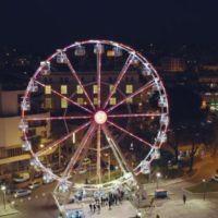 Reggio, la ruota panoramica continua a girare. Ufficiale la proroga