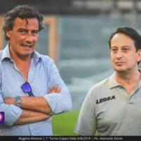 Reggina, il DG Gianni sulla società, la squadra, Toscano, la Curva Nord, il Catanzaro