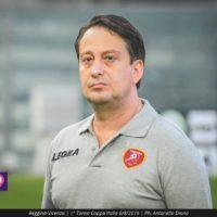 Sky, Compagnoni: 'I tifosi della Reggina fortunati ad avere Luca Gallo'