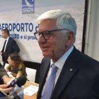 Aeroporto dello Stretto, De Felice: