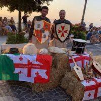 Associazione Georgia in Calabria alla manifestazione