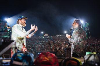 Jova, Beach Party a Roccella, Brunori canta 'La Verità'