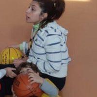 Basket - Jenny Sergi è la nuova istruttrice minibasket della Vis Reggio Calabria