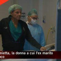 Maria Antonietta data alle fiamme dall'uomo che amava: il racconto a Rai 3 - VIDEO