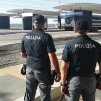 Calabria - Polizia Ferroviaria,  oltre 49.000 persone identificate nel 2019