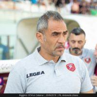 Reggina, Somma: 'Toscano, la rivincita del mondo allenatori'