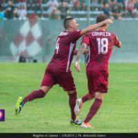 Reggina: il Modena vuole Corazza, Taibi inserisce un secondo calciatore