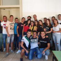 Tutti in classe, CityNow incontra gli studenti del Piria - FOTO