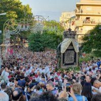 Festa della Madonna, l'abbraccio di Reggio a Maria - FOTO