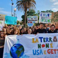 Fridays for future a Reggio Calabria: la rivoluzione parte (anche) da qui - FOTO