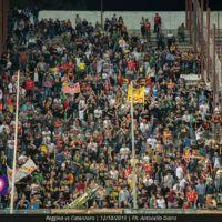Catanzaro-Reggina: il dato dei biglietti acquistati dai tifosi giallorossi