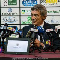 Catanzaro, Auteri: 'Non ho stretto la mano a Toscano. Risultato non giusto'