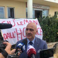 Futuro Hospice, Azzarà (UIL):
