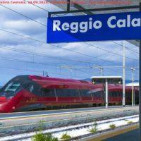 Alta velocità in Calabria: finalmente arriva Italo