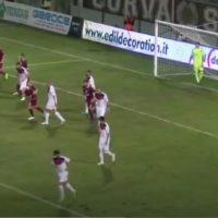 Reggina-Picerno: i gol della partita, i primi di Denis in amaranto - VIDEO