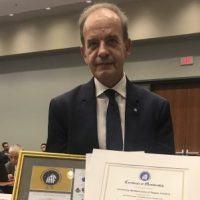 Da Reggio a Washington, il rettore della Mediterranea nominato membro IAF