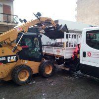 Reggio - Maltempo, decine di interventi su tutto il territorio
