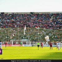 Calcio - Il calendario di Reggina, Bari e Ternana fino al 26 gennaio
