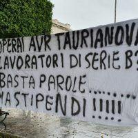 Reggio, il grido dei dipendenti AVR: