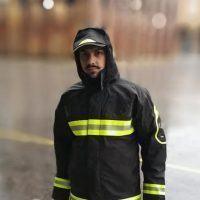 L'omaggio della Reggina al vigile del fuoco Nino Candido