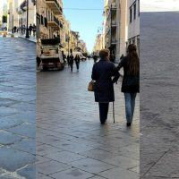 Una storia tutta riggitana: le tre facce del Corso Garibaldi - FOTO
