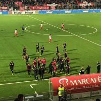 Another one bites the dust: Reggina show anche a Teramo, è 3-0 al Bonolis