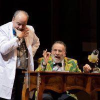 Teatro Metropolitano, doppio spettacolo per l'Officina dell'arte con Piromalli e Malaspina