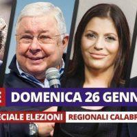 Elezioni Calabria 2020: voti e percentuali dei partiti in regione