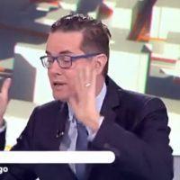 Klaus Davi sostiene in Tv i lavoratori reggini AVR e della GA-GA