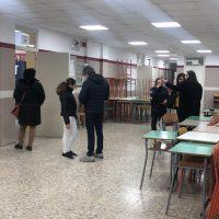 Regionali Calabria - Affluenza ore 12:00 superiore al 10 %