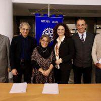 Reggio, protocollo tra Rotary, Dipartimenti Pau e Agraria dell'Università Mediterranea